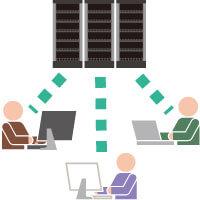 データ管理と制作環境