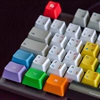 ショートカットのためのキーボード